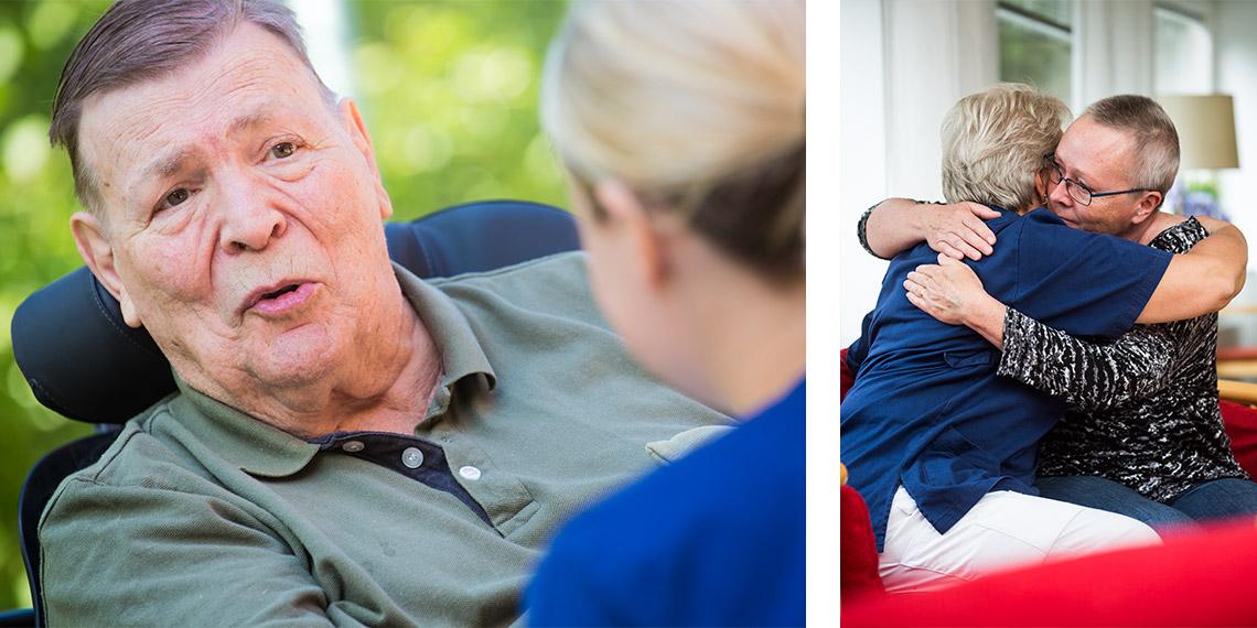 Mälargården rehab center vad tycker våra patienter